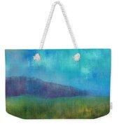Quaint Countryside Weekender Tote Bag