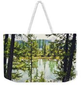 Quaint Weekender Tote Bag