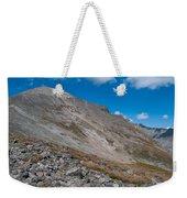 Quandary Peak Weekender Tote Bag