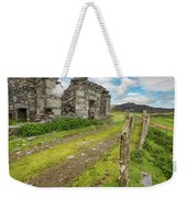 Quarry Cottage  Weekender Tote Bag