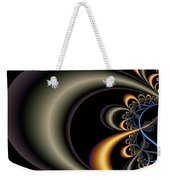 Quarter Moon In A Five Cent Town Weekender Tote Bag