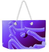 Quarter Shell Weekender Tote Bag