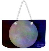 Quartz Crystal Ball Weekender Tote Bag