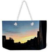 Quayside Sunrise 4 Weekender Tote Bag