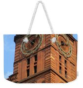 Quebec Bank Building Weekender Tote Bag