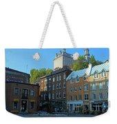 Quebec City 46 Weekender Tote Bag