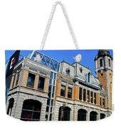 Quebec City 50 Weekender Tote Bag