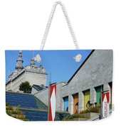 Quebec City 53 Weekender Tote Bag