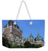 Quebec City 59 Weekender Tote Bag