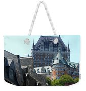 Quebec City 60 Weekender Tote Bag