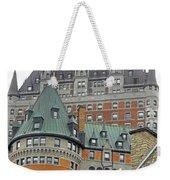 Quebec City 65 Weekender Tote Bag