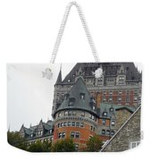 Quebec City 66 Weekender Tote Bag