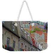 Quebec City 67 Weekender Tote Bag