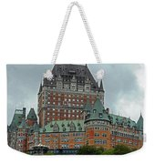 Quebec City 70 Weekender Tote Bag