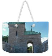 Quebec City 73 Weekender Tote Bag
