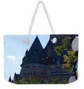 Quebec City Weekender Tote Bag