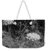 Queen Annes Lace Weekender Tote Bag