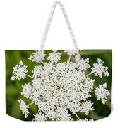 Queen Anne's Lace No 2 Weekender Tote Bag