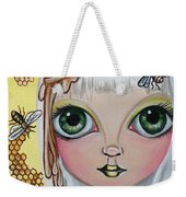 Queen Bee Weekender Tote Bag