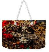 Queen Bee Weekender Tote Bag