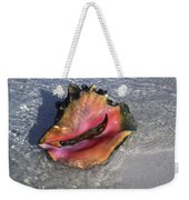 Queen Conch Peeking  Weekender Tote Bag