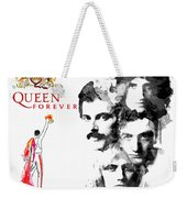 Queen Forever Remix II Weekender Tote Bag