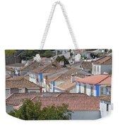 Queen Isabella's Castle Portugal Weekender Tote Bag