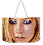 Queen Lavigne Weekender Tote Bag
