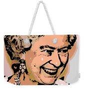 Queen Of Diamonds Weekender Tote Bag