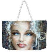 Queen Of Glamour Bright Weekender Tote Bag
