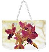 Queen Of Orchids Weekender Tote Bag