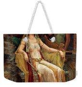 Queen Of Sheba Weekender Tote Bag