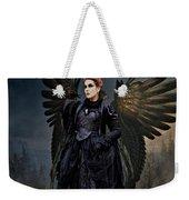 Queen Raven Weekender Tote Bag