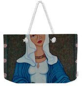 Queen St Isabel - The Miracle Of The Roses Weekender Tote Bag