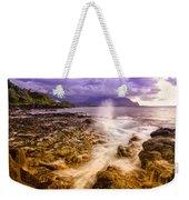 Queen's Bath Princeville Kauai 2015 Weekender Tote Bag