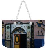 Queen's Hotel Habou Egypt Weekender Tote Bag