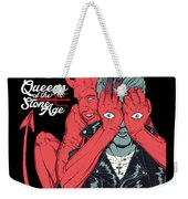 Queens Of The Stone Age Weekender Tote Bag