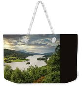 Queen's View Weekender Tote Bag
