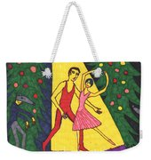 Quick Sketch For Nutcracker Act 1 Impressions Weekender Tote Bag