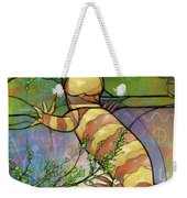 Quiet As A Mouse Weekender Tote Bag
