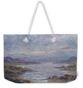 Quiet Bay. Weekender Tote Bag