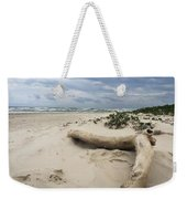 Quiet Day At The Beach Weekender Tote Bag