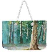 Quiet Forest Weekender Tote Bag