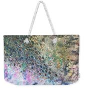 Quiet Love Weekender Tote Bag