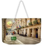 Quiet Morning In Venezia Weekender Tote Bag