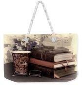 Quiet Reading Time Weekender Tote Bag