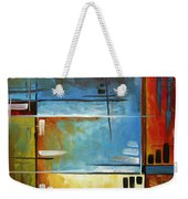Quiet Whispers By Madart Weekender Tote Bag by Megan Duncanson