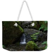 Quinault Washington Rain Forest Weekender Tote Bag