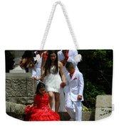 People Series - Quinceanera Ceremony  Weekender Tote Bag
