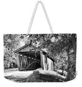 Quinlan Bridge Weekender Tote Bag by Deborah Benoit